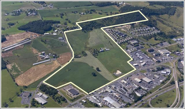 FORECLOSURE - Prime VA Development Land