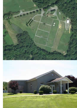 MD FORECLOSURE - Cemetery:  30.61+/- acres